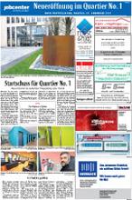 20.12.2013, NW, Jobcenter Neueröffnung im Quartier No1