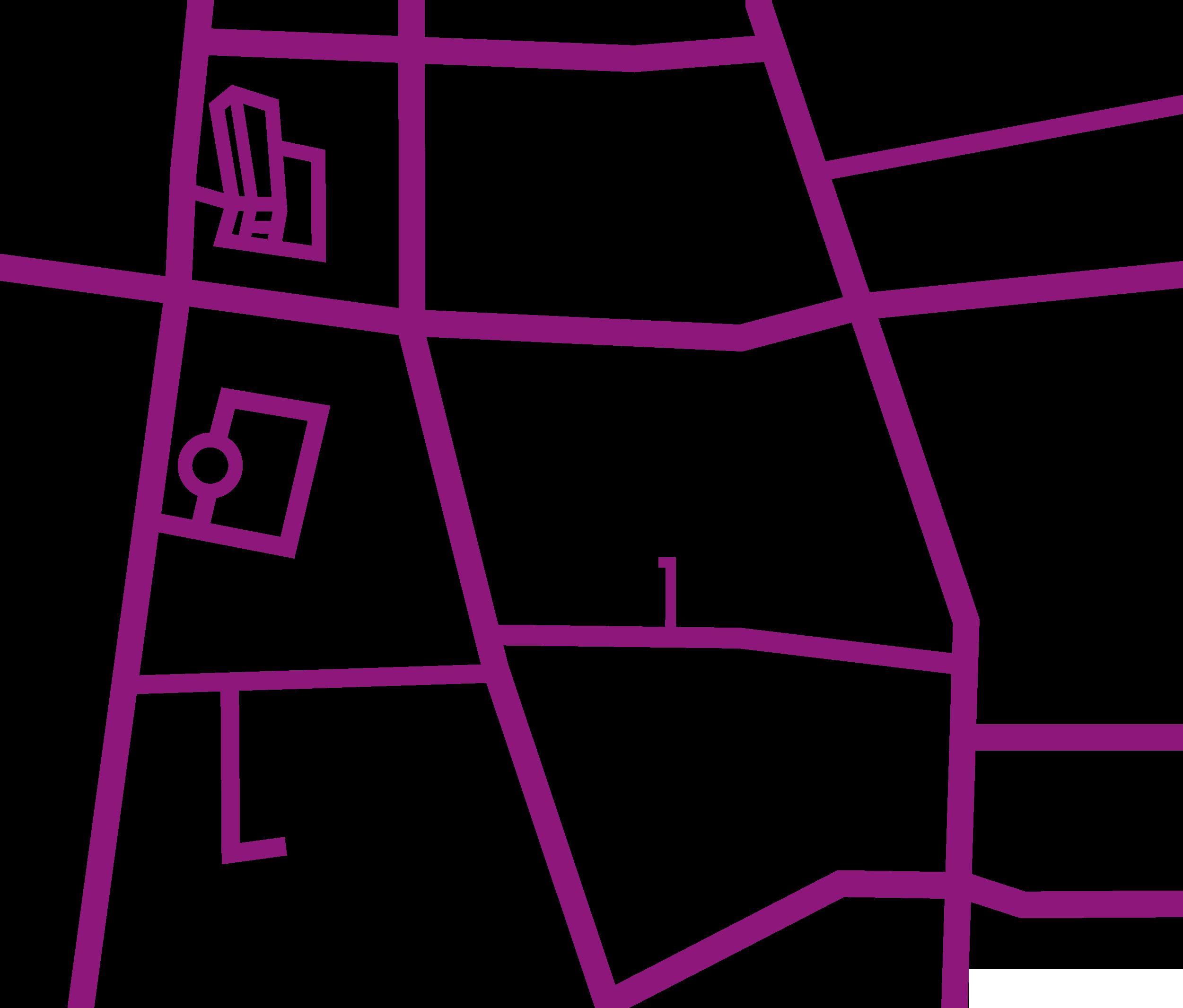 Lageplan Straßberger